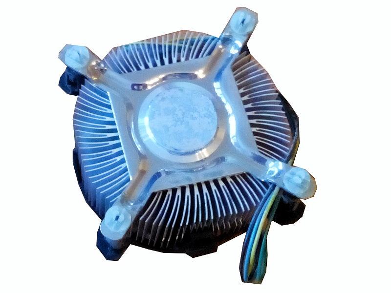 Радиатор для охлаждения процессора