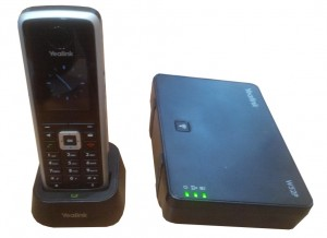 IP-phone Yealink w52p